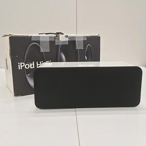 吉井和哉が楽屋で長年愛用していたiPod用スピーカー「iPod Hi-Fi」
